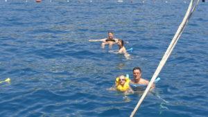 Прогулка на яхте из Кемера