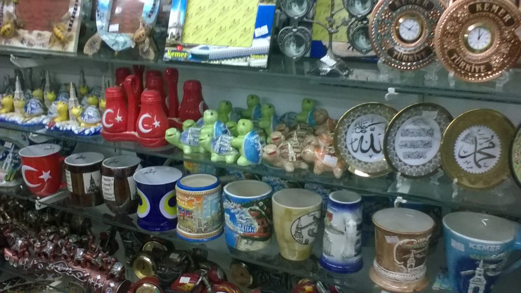 сувениры в кирише