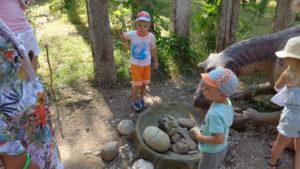 экскурсия в динопарк кемер